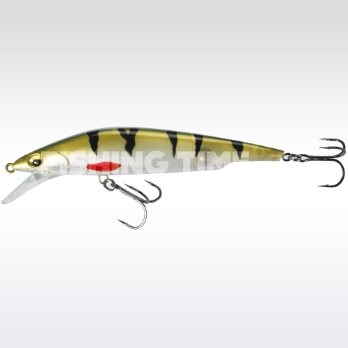 Sebile Bull Minnow 102 FL Natural Perch