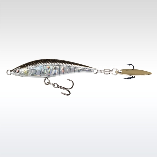 Sebile Spincher 70 SK Natural Shiner
