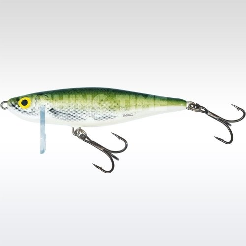 Salmo Thrill - wobbler 9cm, S (25g)