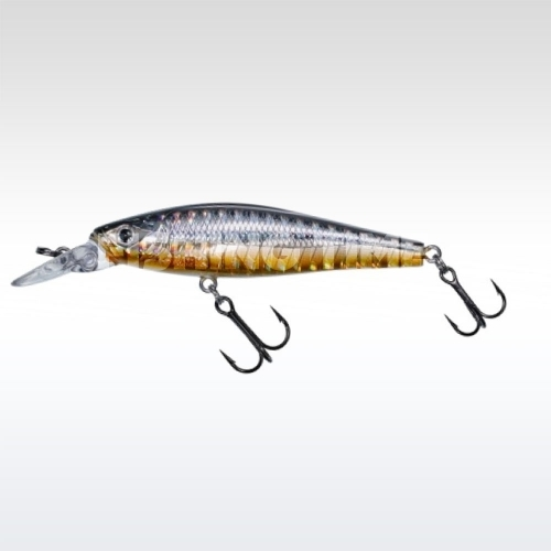 Pezon & Michel / Gunki Gamera 65 SP Copper Minnow