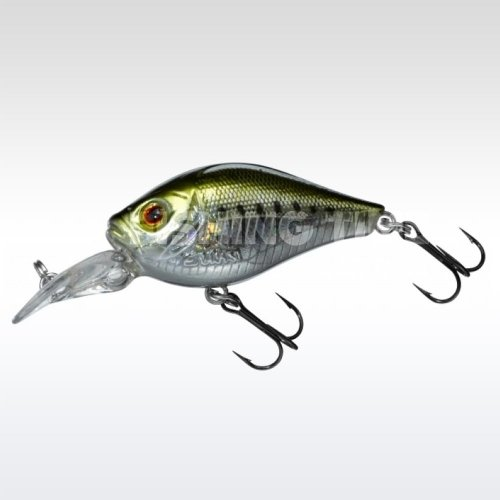 Gunki Gigan 39 F Metallic Minnow