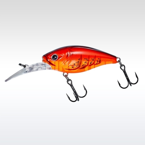 Pezon & Michel / Gunki Gigan 50 F Contrast Red Craw