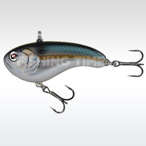 Sebile Flatt Shad Sinking 77 Natural Blue Back Herring