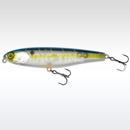 Illex Bonnie 95 Ghost Jelly Shad