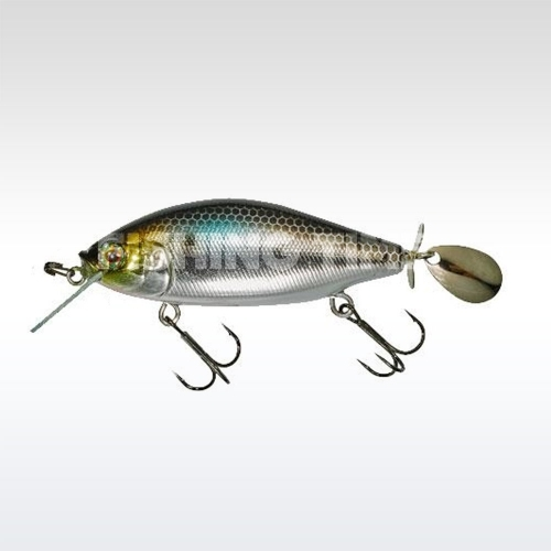 Illex Turbine 70 F Chrome Shad