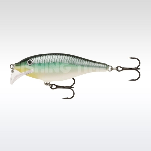 Rapala Scatter Rap Shad 7 (SCRS-7) BBH