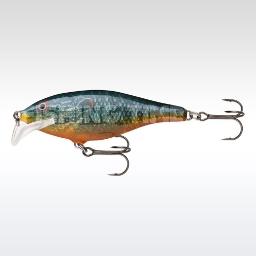 Rapala Scatter Rap Shad 5 (SCRS-5) PSL