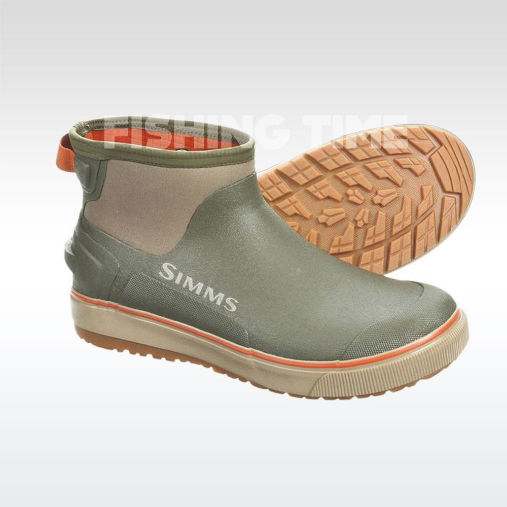 Simms Riverbank Chukka Boot félcipő