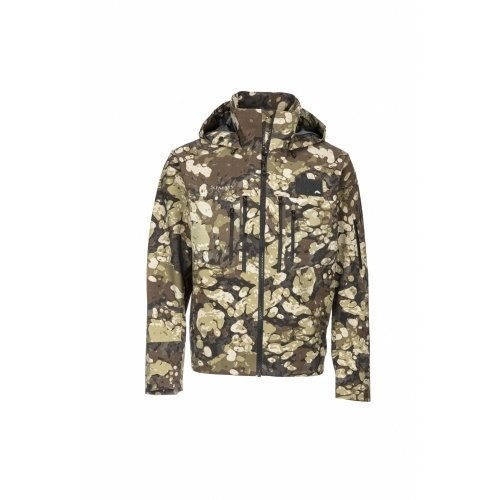 Simms G3 Guide Tactical Jacket Riparian Camo