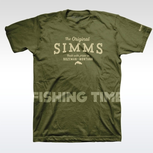 Simms The Original Military póló