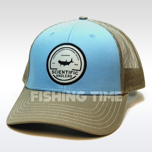 Scientific Anglers Mesh Trucker Hat Tarpon Logo