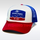 Scientific Anglers Mesh Trucker Hat  Retro Logo