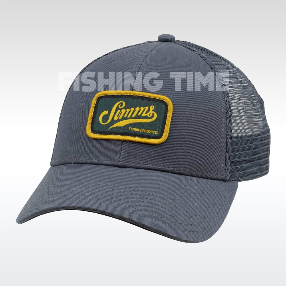 Simms Retro Trucker Anvil