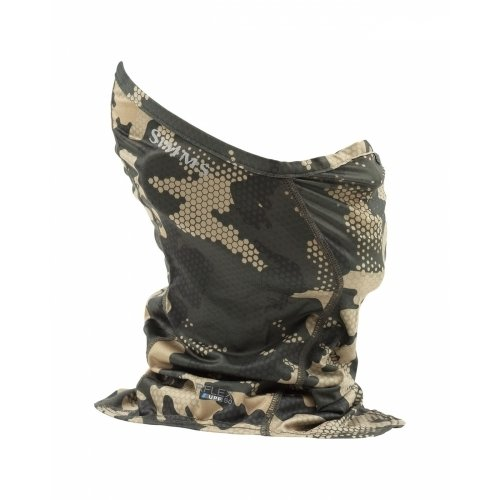 Simms BugStopper® SunGaiter Hex Flo Camo Timber UPF 50