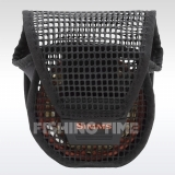 Simms Bounty Hunter Mesh Reel Pouch Black M orsótok