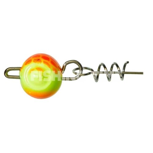 Gunki Gflip Orange/ Fluo Yellow jigfej