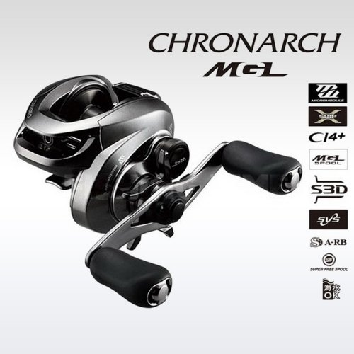 Shimano Chronarch MGL 151 A (LH) balkezes multi