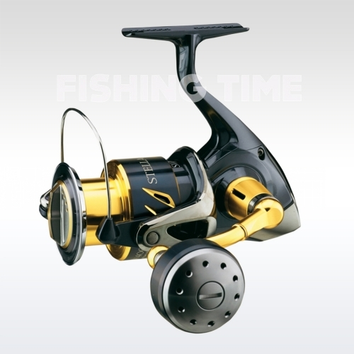 Shimano STELLA SW-B - nagyhalas orsó (made in JAPAN)