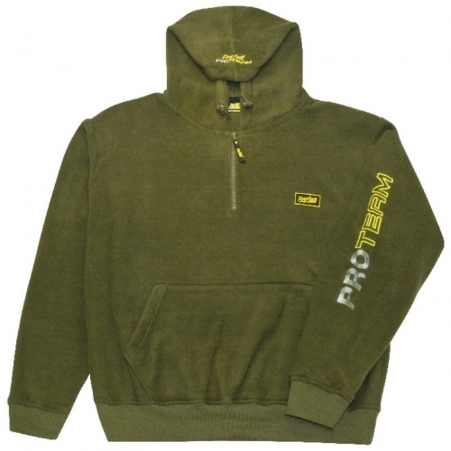 Trabucco Pro-team Fleece Tgl. M, Anorák