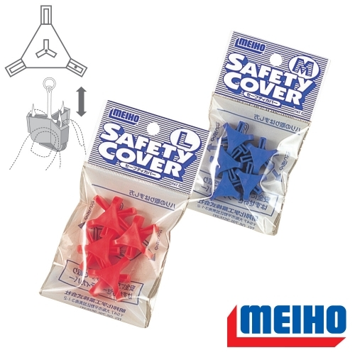 Meiho Safety Cover Hármashoroghoz
