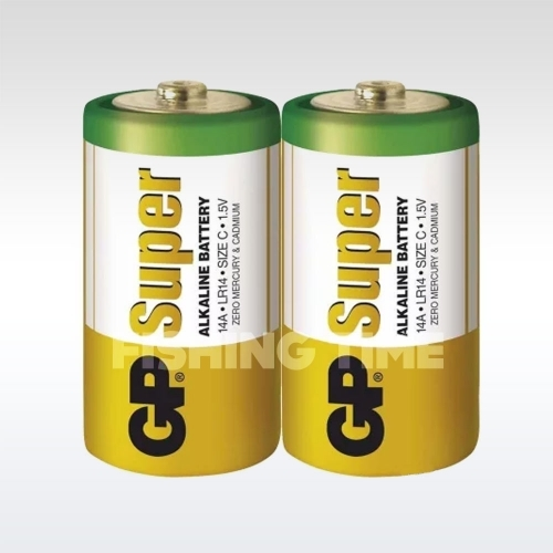 GP Batteries Super alkáli 1,5 V baby elem