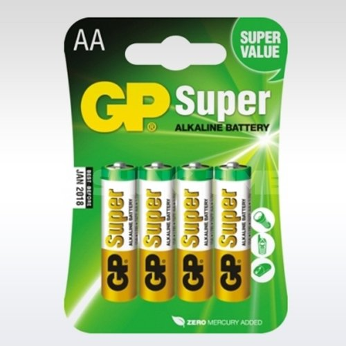 GP Batteries Super alkáli ceruza elem AA