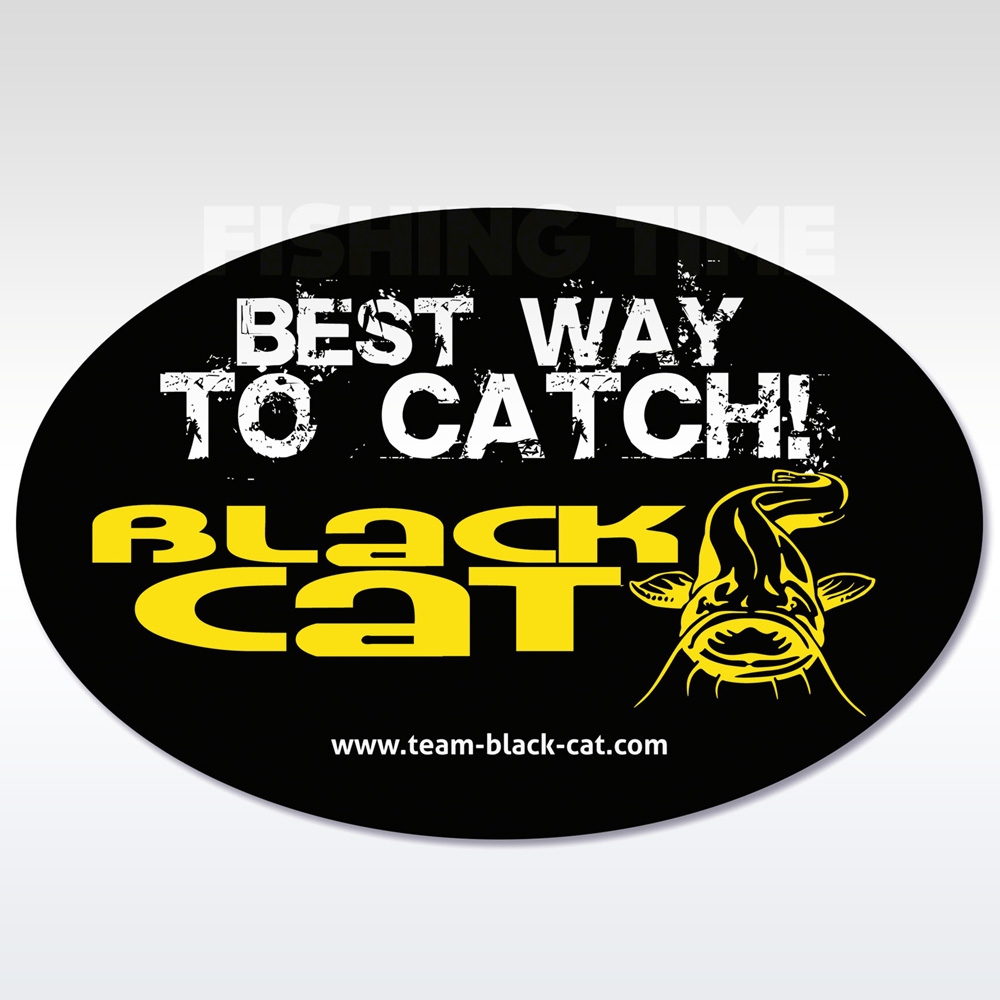 Black Cat BC best way matrica