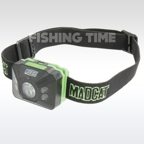 Mad Cat Sensor Headlamp fejlámpa