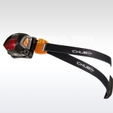 Chub SAT-A-LITE Headtorch Rechargeable 250 lámpa