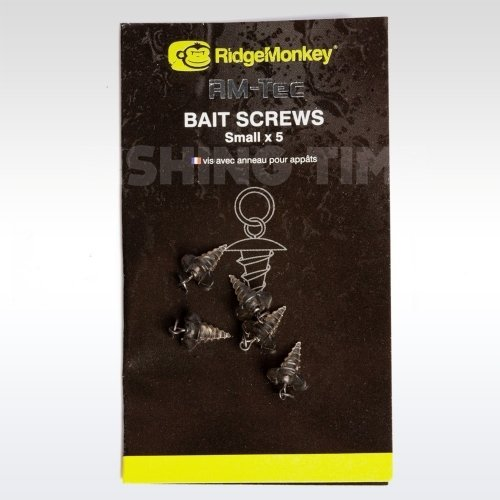 Ridgemonkey RM-TEC HOOK RING BAIT SCREWS -csalicsavar