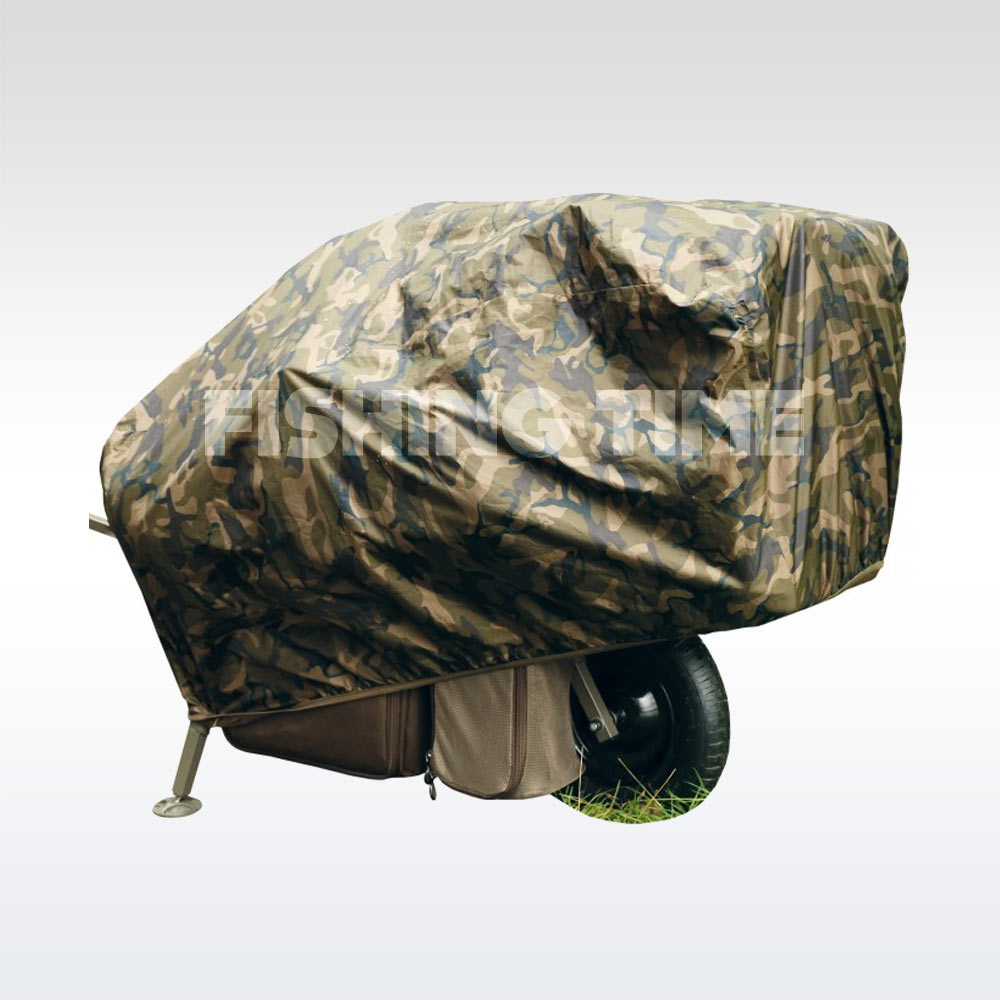 Fox Camo Barrow Cover Bojlis Talicska Ponyva