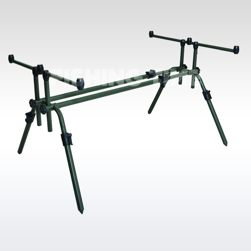 Carp Zoom Double Bar - Rod Pod (3 botos)