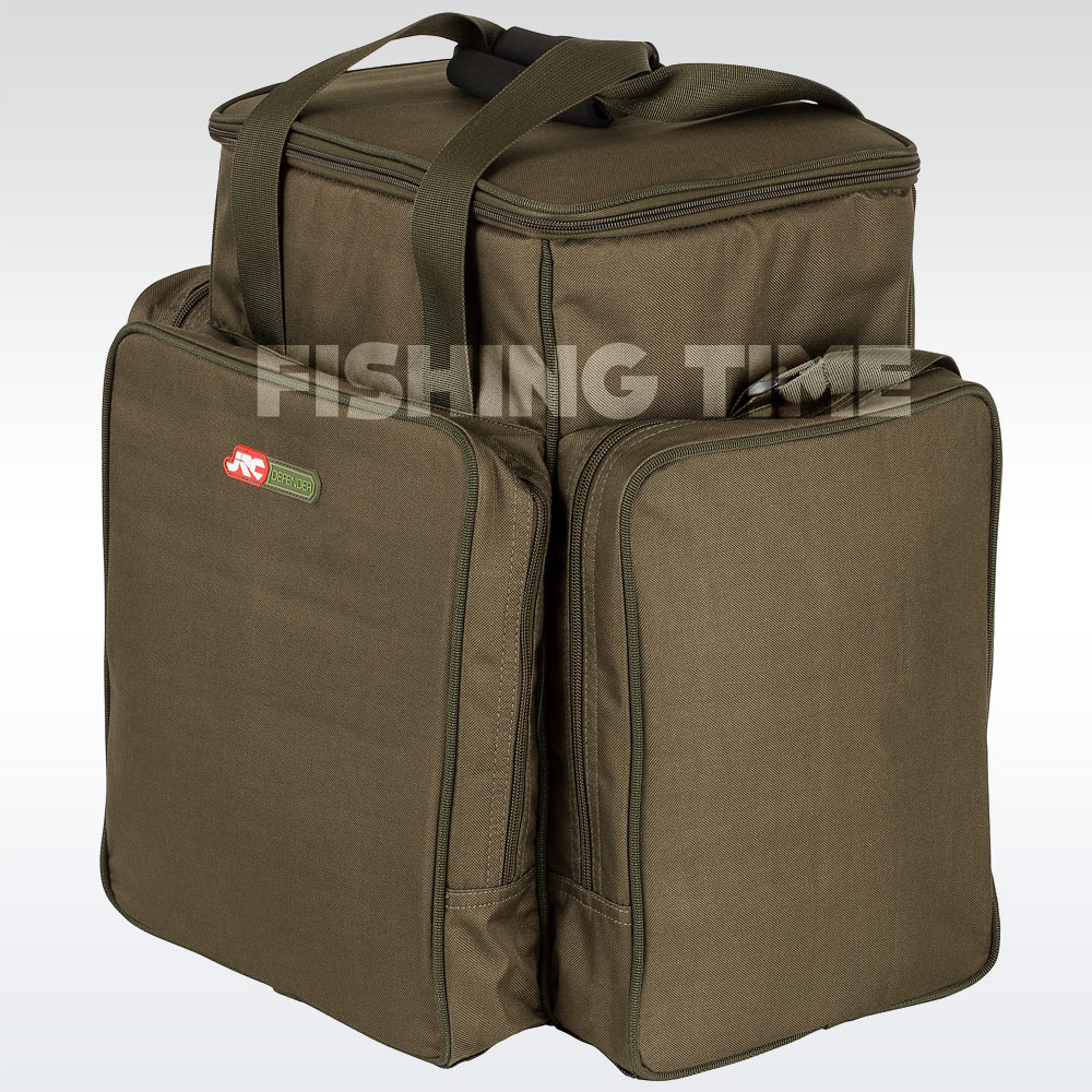 JRC Defender Bait Bucket & Tackle Bag táska