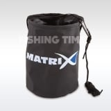 Matrix Collapsible Water Bucket - inc. Drop Cord & Clip Vödör