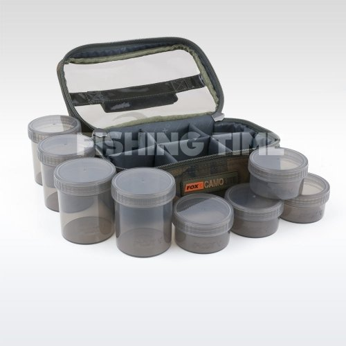 Fox Camolite Glug 8 pot case