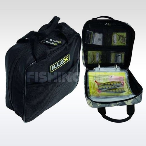 Illex Soft Binder Bag Black