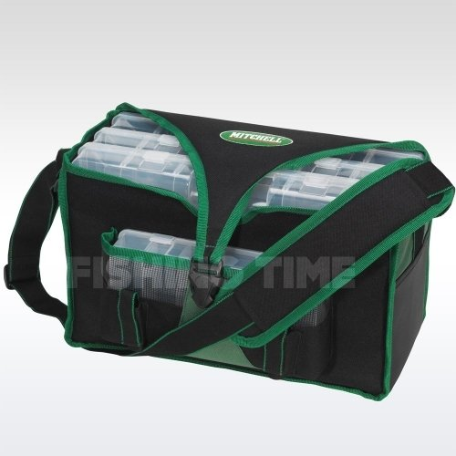 Mitchell Tackle Box Bag L pergetőtáska