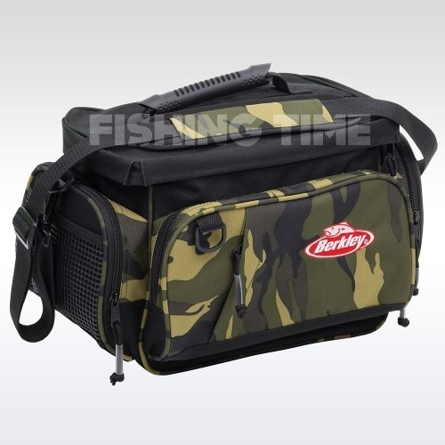 Berkley Camo Shoulder Bag táska