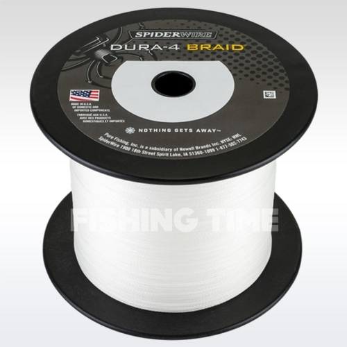 SpiderWire Dura 4 Translucent 1800m