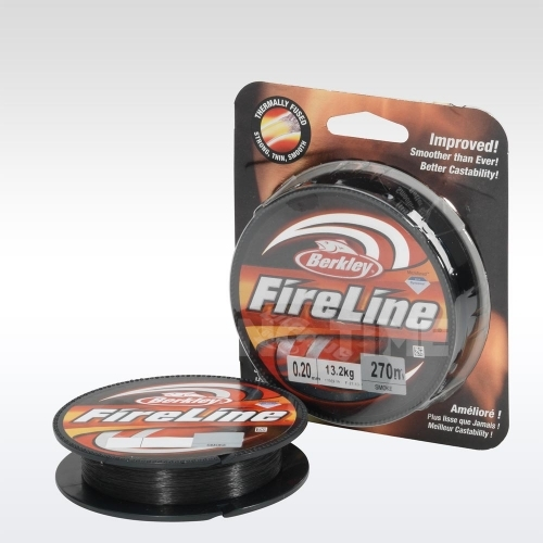 Berkley FireLine Smoke 270m