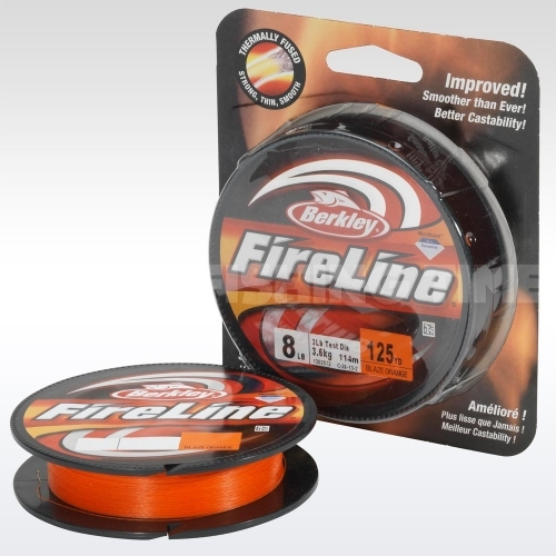 Berkley FireLine Blaze Orange 270m