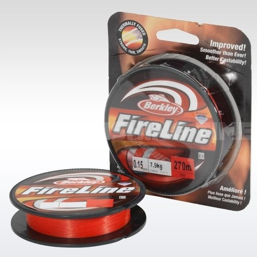 Berkley FireLine Red 270m
