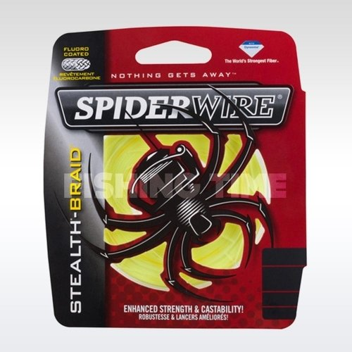 Spiderwire Stealth Yellow 135m