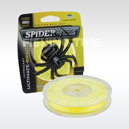 SpiderWire Ultracast 8 Carriers Yellow 1800m