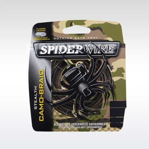 SpiderWire Stealth Camo 270m