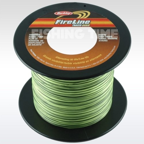 Berkley Fireline Tracer Braid 1800m