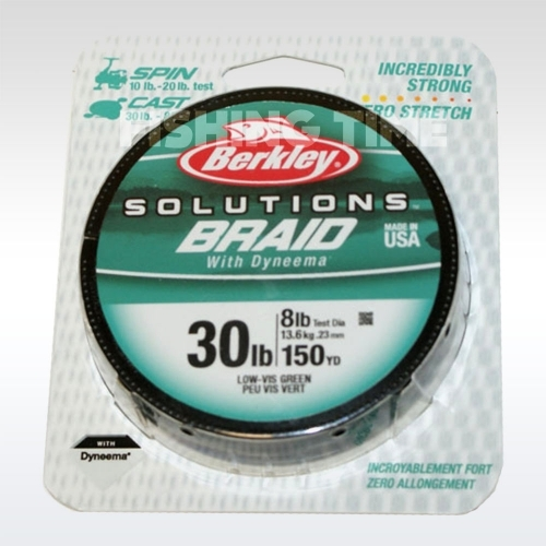 Berkley Solutions Braid 125m