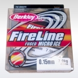 Berkley Fireline Micro Ice Smoke 45m