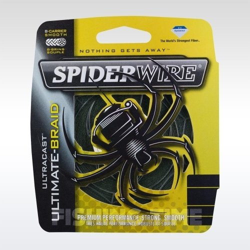 SpiderWire Ultracast Ultimate-Braid 110m