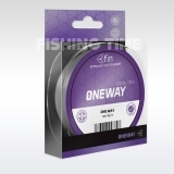Fin One Way Grey 125m